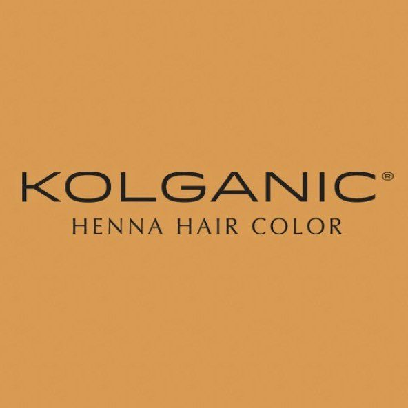Kolganic Henna Hair Color